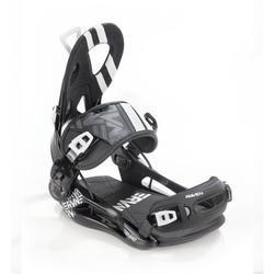 Wiązania snowboardowe raven ft 500 black 2020