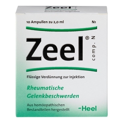 Zeel comp. n w ampułkach
