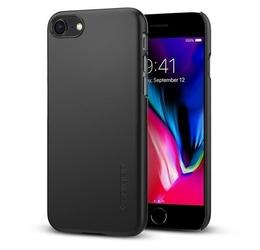 Etui do iphone 78 spigen sgp thin fit black