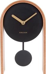 Zegar stołowy Smart czarna tarcza