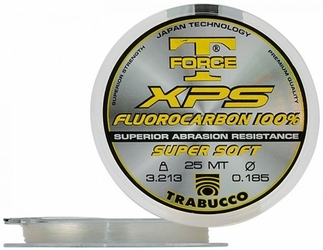 TRABUCCO PS FLUOROCARBON SUPER SOFT 25m 0,09mm