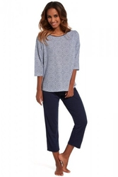 Cornette 147139 allie piżama damska