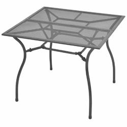 Stół ogrodowy seszele 90 cm metalowy