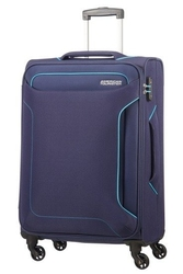 Walizka american tourister holiday heat spinner 67 cm - navy blue
