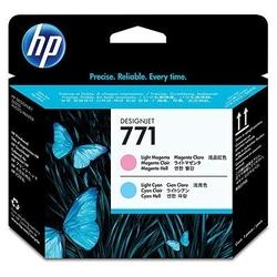 Głowica drukująca hp 771 designjet: jasnopurpurowyjasnobłękitny