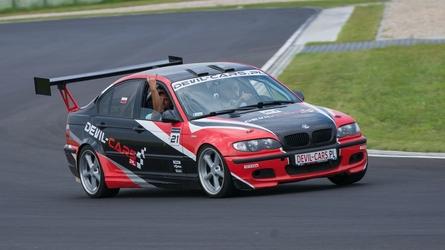 Jazda samochodem rajdowym - kierowca - cała polska - 4 okrążenia