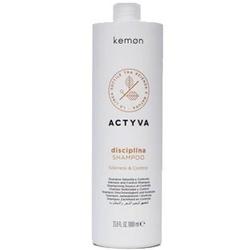 Kemon actyva disciplina, szampon do włosów puszących się 1000ml