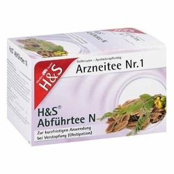 Hs herbata ziołowa o działaniu przeczyszczającym w saszetkach