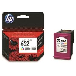 Tusz Oryginalny HP 652 F6V24AE Kolorowy - DARMOWA DOSTAWA w 24h