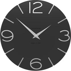 Zegar ścienny Smile CalleaDesign czarny 10-005-05