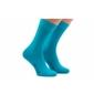 Turkusowe męskie skarpety bawełniane socks