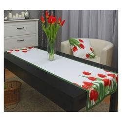 Bieżnik tulipany 40 x 150 cm