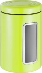 Pojemnik kuchenny z okienkiem 2 l classic line zielony