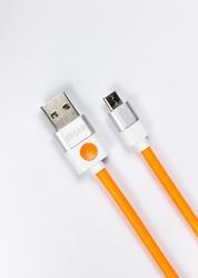 Lark kabel usb do micro usb origami 3m pomarańczowy