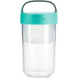 Pojemnik na posiłek 0,6 Litra Jar To Go Lekue turkusowy 0301020Z07U150