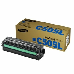 Toner Oryginalny Samsung CLT-C505L SU035A Błękitny - DARMOWA DOSTAWA w 24h