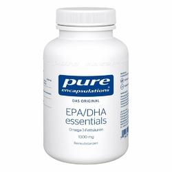 Epa Dha essentials 1000 mg kapsułki