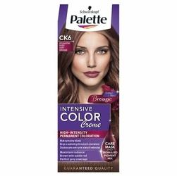 Palette, Intensive Color Creme, farba do włosów, CK-6 Delikatny Rudy