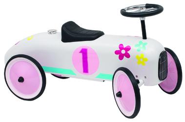 Jeździk dla dziewczynki do odpychania nóżkami - Goki Susibelle