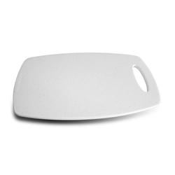 Deska do krojenia biała Solid Surface Mood Daisy Ergonomic
