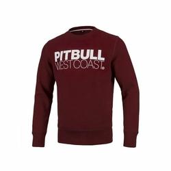Bluza Pit Bull West Coast TNT 19 Burgundy - 119404460 - 119404460