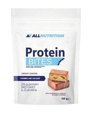 Allnutrition protein bites hazelnuts  vanilia 125g