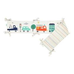 Ochraniacz do łóżeczka city transport