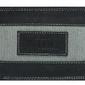 Portfel męski skórzany always wild n992-jeans czarny - czarny