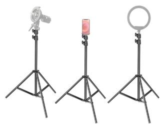 Statyw do lampy fotograficznej  aparatu  telefonu alogy 14 cala