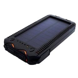 Power bank powerneed 12000mah z panelem solarnym
