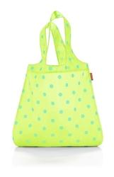 Torba na zakupy mini maxi shopper lemon dots
