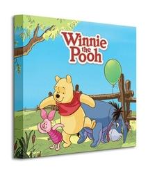 Winnie the pooh - obraz na płótnie