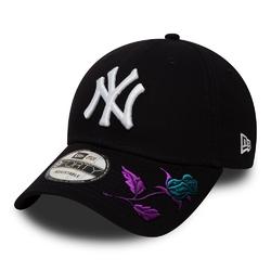 Czapka new era 9forty new york yankees custom mystic rose - 10531939