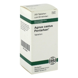Agnus castus pentarkan tabl.