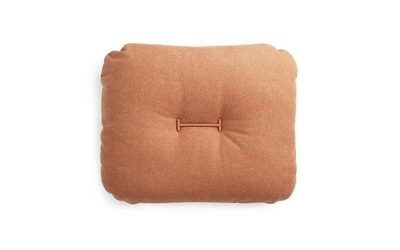 Poduszka Hi Wool pomarańczowa