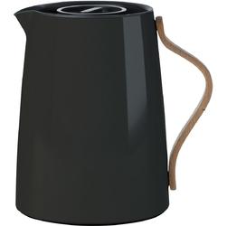 Zaparzacz do herbaty z funkcją termosu emma stelton czarny x-201-2