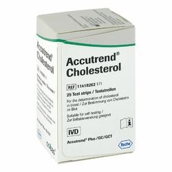 Accutrend Cholesterol paski testowe