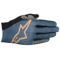 Rękawiczki alpinestars aero abyss blue-ochre 1563013-785