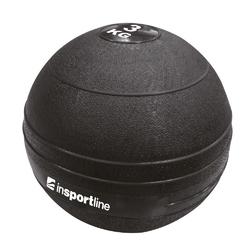 Piłka slam ball 3 kg - insportline - 3 kg