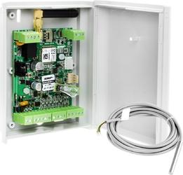 System monitorowania temperatury ropam zakres -20 do +70 st. c monitoring kontrola pomiar
