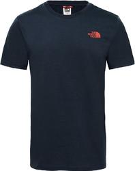 T-shirt męski the north face simple dome t92tx5ber