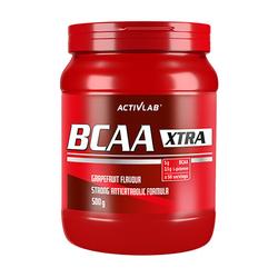 ACTIVLAB BCAA Xtra - 500g - Grapefruit
