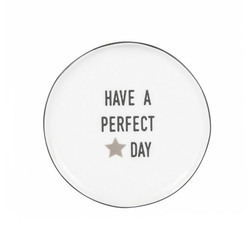 TALERZ HAVE A PERFECT DAY Bastion Collections