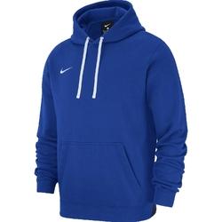 Bluza męska nike hoodie fleece team club 19 - niebieski