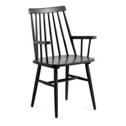 Krzesło kristie 53x51 kolor czarny