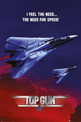 Top gun the need for speed - plakat