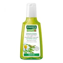 Rausch ziołowy szampon do włosów, szwajcarska receptura