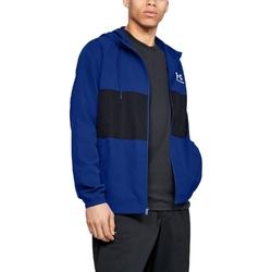Kurtka męska ua sportstyle wind jacket - niebieski