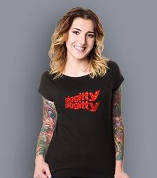Family guy - giggitty t-shirt damski czarny xs