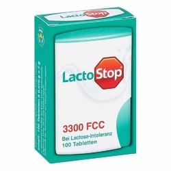 Lactostop Tabl.
